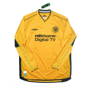 CELTIC 2002-03 AWAY L/S JERSEY (BNWT)