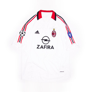 AC MILAN 2005-06 AWAY S/S # 23 AMBROSINI (PLAYER ISSUED)