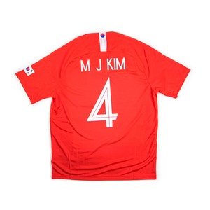 KOREA 18-19 HOME #4 MINJAE KIM