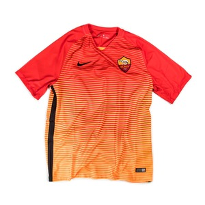 AS ROMA 2016-17 3RD S/S #10 TOTTI (BNWT)