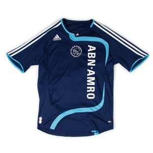 AJAX 2007-08 AWAY S/S #9 HUNTELAAR