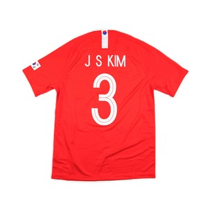 KOREA 18-19 HOME #3 JINSU KIM