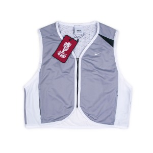 NSS sports REMADE UTILITY VEST (Gray/White)