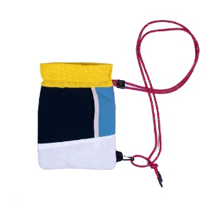 NSS sports UTILITY POUCH(yellow/navy)