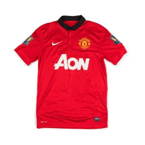 MANCHESTER UNITED 13-14 HOME S/S #16 CARRICK