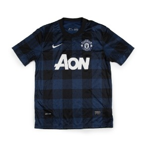 MANCHESTER UNITED 13-14 AWAY S/S #15 VIDIC