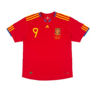 SPAIN 10-11 HOME S/S #9 TORRES