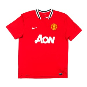 MANCHESTER UNITED 11-12 HOME #13 J.S. PARK