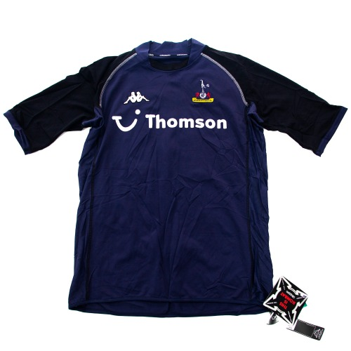TOTTENHAM 2002-2003 AWAY S/S XL #22 KEANE