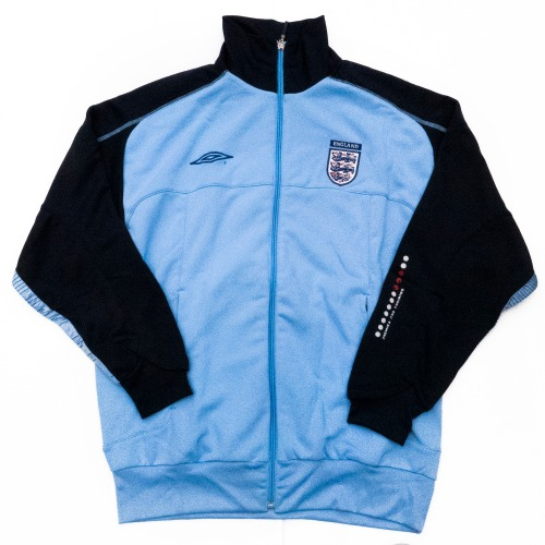ENGLAND 2000S ZIP UP TRAINING L