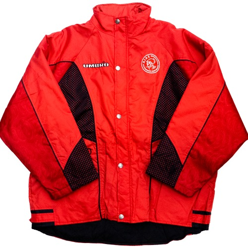 AJAX 1990S PADDED JACKET L