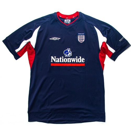 ENGLAND 2000S TRAINING S/S TOP L
