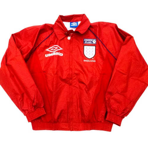 ENGLAND 1990S TRAINING JACKET L