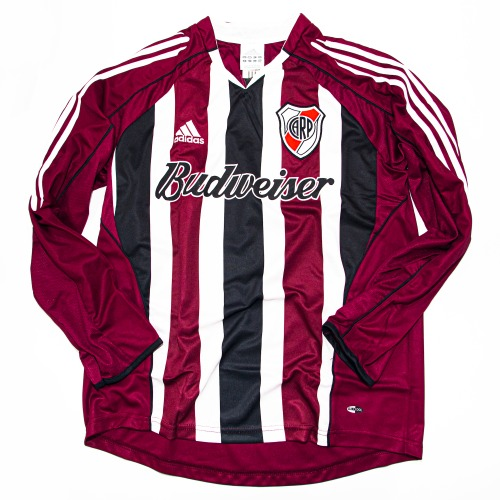 RIVER PLATE 2005-2006 AWAY L/S L #31 FALCAO