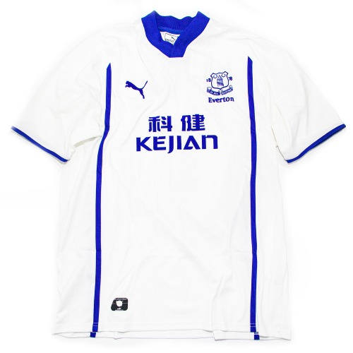 EVERTON 2002-2003 AWAY S/S L #18 ROONEY
