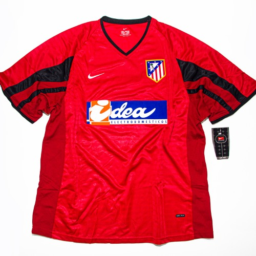 AT MADRID 2001-2002 AWAY S/S L #9 TORRES