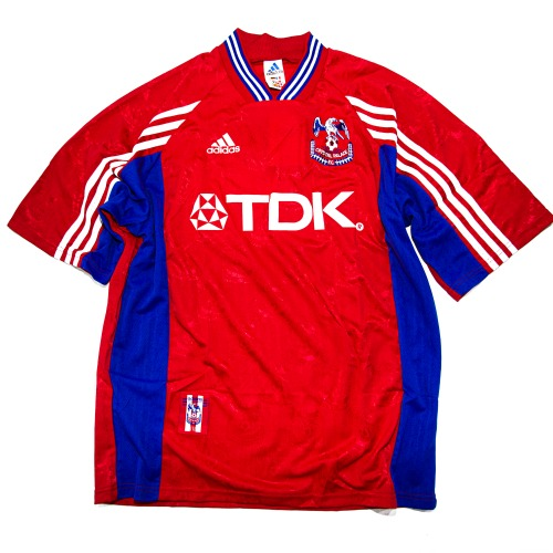 CRYSTAL PALACE 1998-1999 HOME S/S M