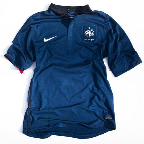 FRANCE 2011-2012 HOME S/S M #8 GOURCUFF