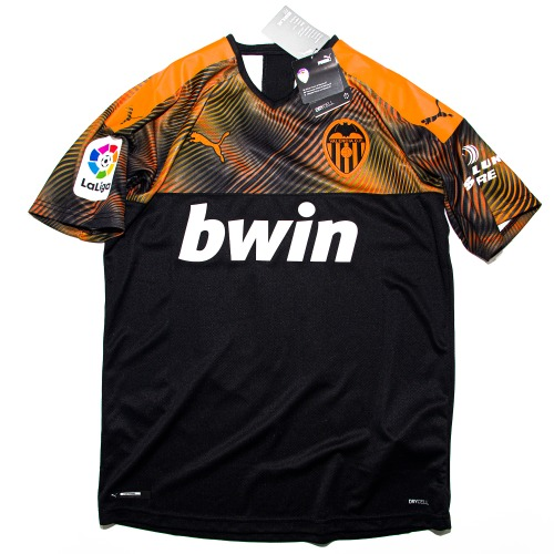 VALENCIA 2019-2020 AWAY S/S M #16 KANG IN (W/TAG)