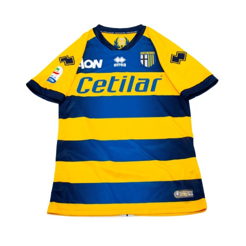 Parma 2018-2019 AWAY S/S L #22 BRUNO ALVES