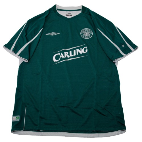Celtic 2004-2005 AWAY S/S L #47 BELLAMY (W/TAG)