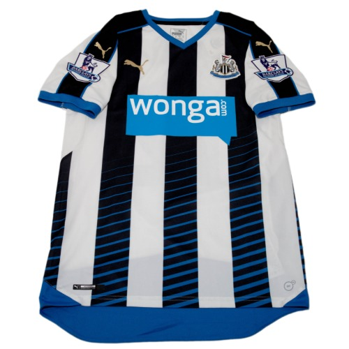 newcastle 2015-2016 HOME S/S M #12 SHELVY (W/TAG)