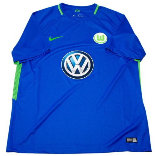 Wolfsburg 2017-2018 AWAY S/S XL (W/TAG)